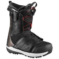 SALOMON HI FI WIDE BLACK