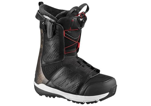 SALOMON SALOMON HI FI WIDE BLACK