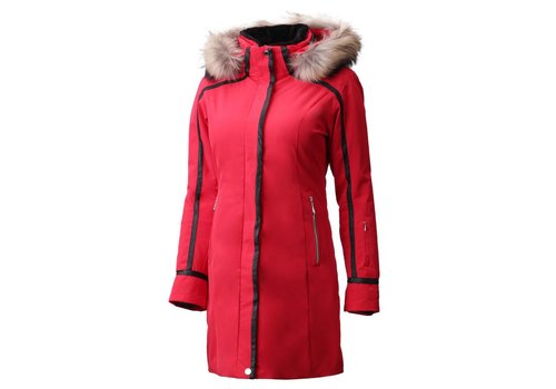 DESCENTE DESCENTE RUBY JACKET ERD(85) WITH FUR