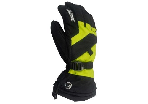 SWANY SWANY JR X-OVER JR GLOVE-BK/LM