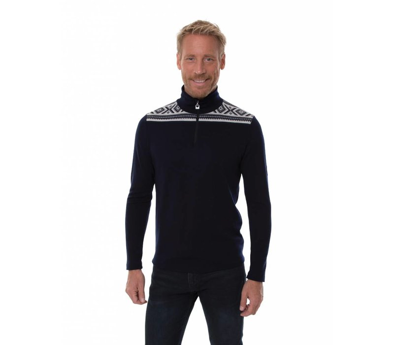 DALE OF NORWAY CORTINA BASIC MASCULINE SWEATER F