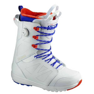 SALOMON SALOMON LAUNCH LACE BOA SJ TEAM WHITE (19/20)