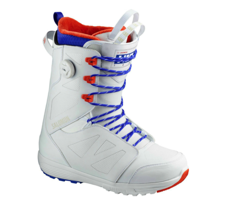 SALOMON LAUNCH LACE BOA SJ TEAM WHITE (19/20)