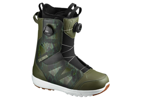 SALOMON SALOMON LAUNCH BOA SJ CAMO (19/20)