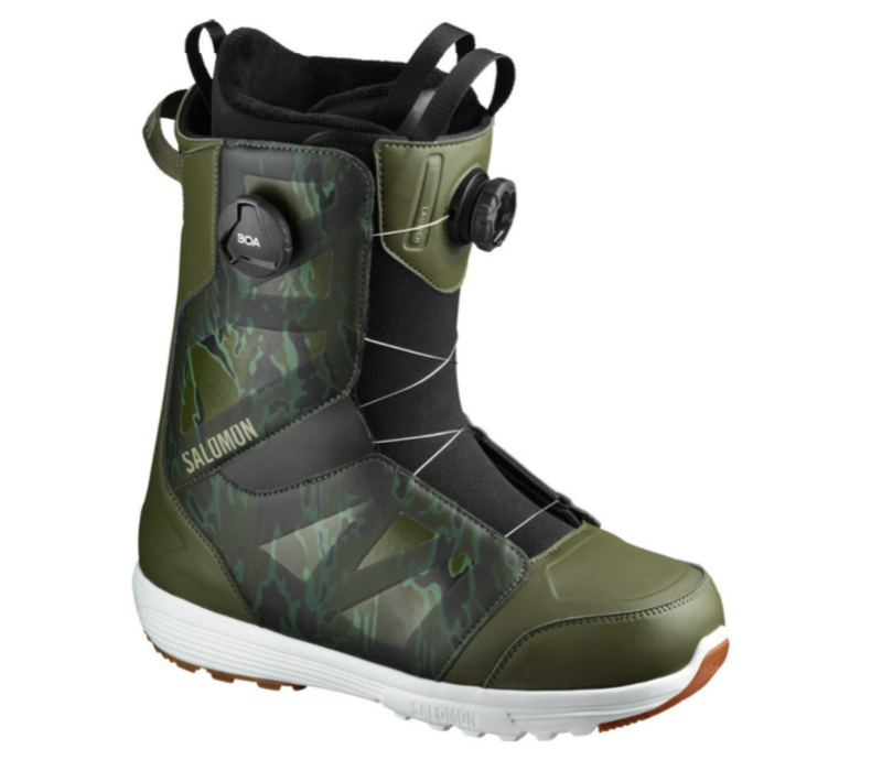 SALOMON LAUNCH BOA SJ CAMO (19/20)