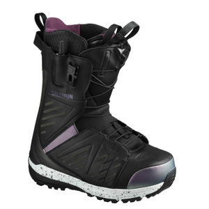SALOMON SALOMON LUSH BLACK (19/20)