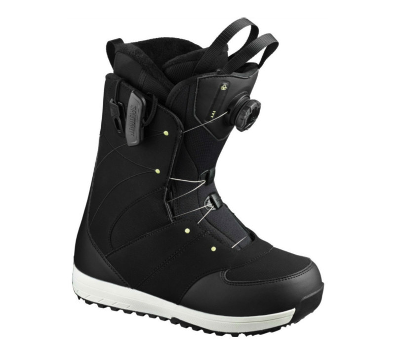 SALOMON IVY BOA SJ BLACK (19/20)