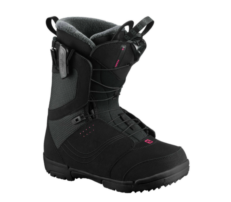 SALOMON PEARL BLACK (19/20)