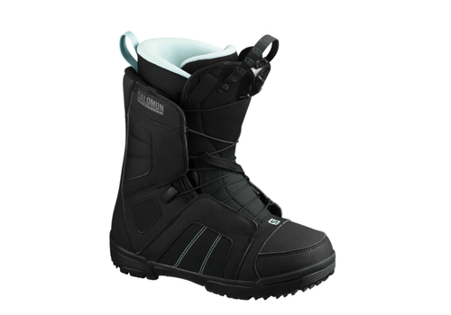 SALOMON SALOMON SCARLET BLACK (19/20)