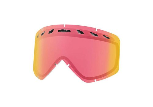 SMITH SMITH STANCE RED SOL-X MIRROR LENS