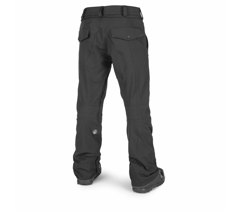 VOLCOM ARTICULATED PANT BLACK-BLK (001)