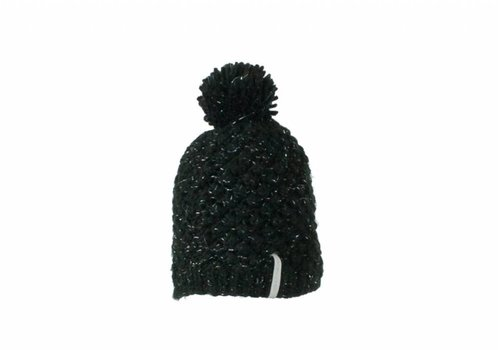 OBERMEYER Obermeyer Womens Sunday Knit Hat -15009 Black  (15/16)
