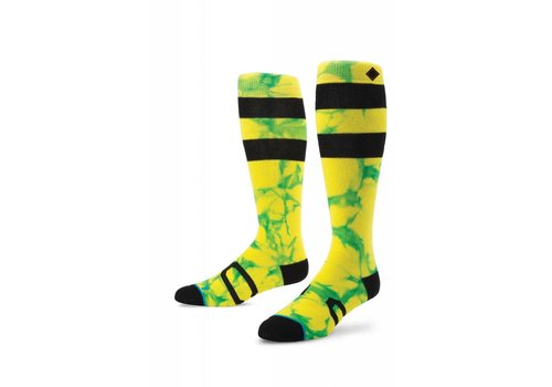 INSTANCE Instance Kids Groomer Sock -Yellow (15/16)