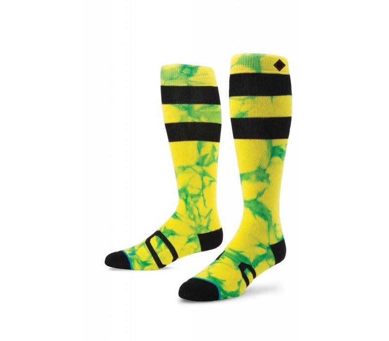 Instance Kids Groomer Sock -Yellow (15/16)