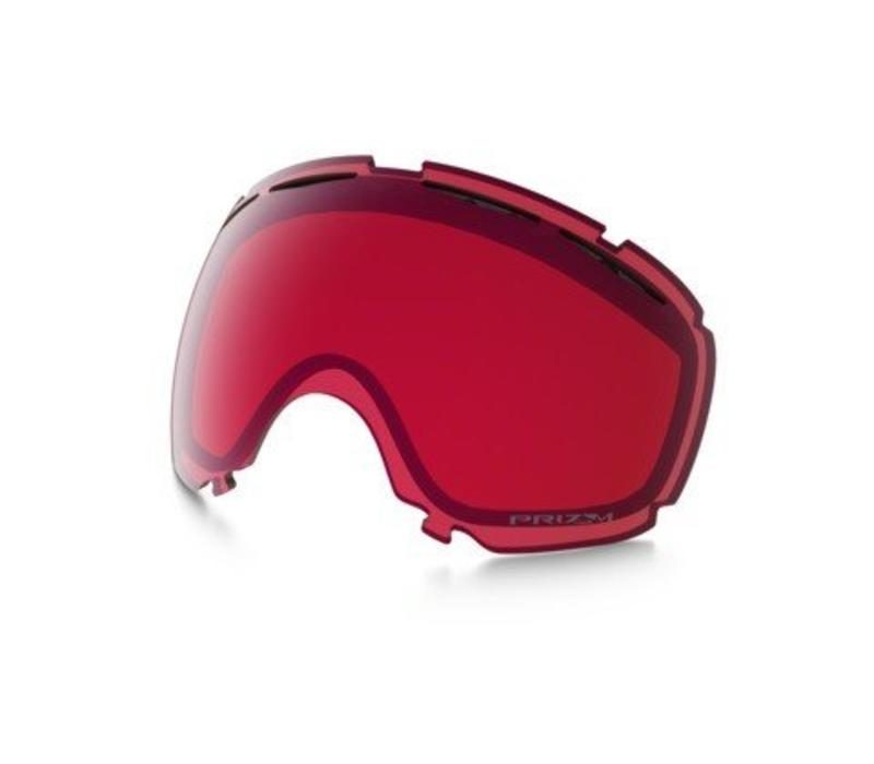 OAKLEY Canopy Replacement Lens - Prizm Rose
