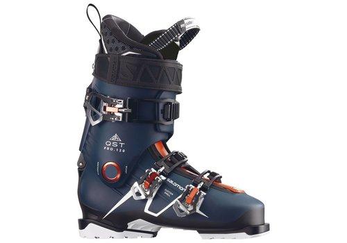 Salomon Salomon Mens Qst Pro 120 Ski Boot Petrol-Blk Mn - (17/18)