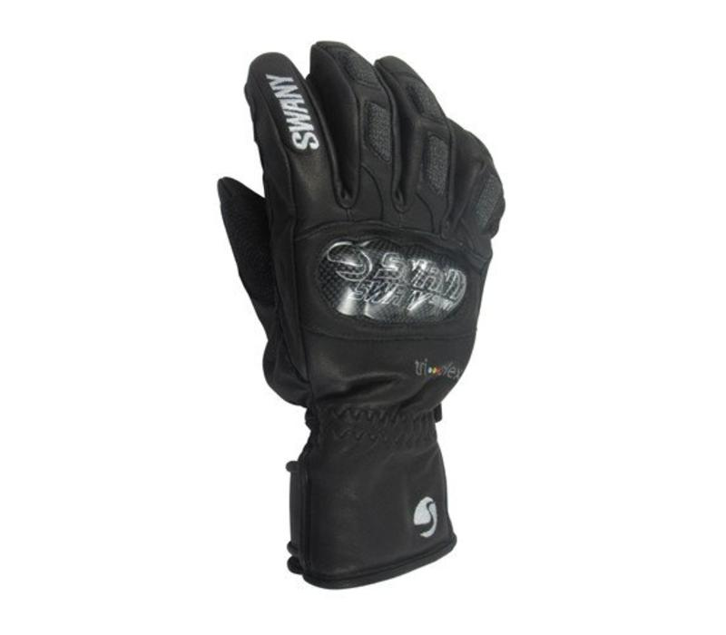 Swany Mens Light Speed Glove Bk - (16/17)