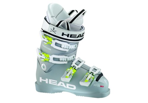 HEAD Head Womens Raptor 90 Rs W Ski Boot Grey - (16/17)