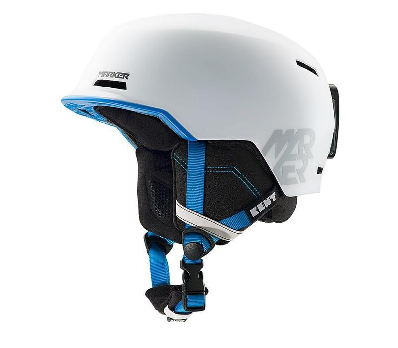 Marker Jr Kent Helmet White - (16/17)