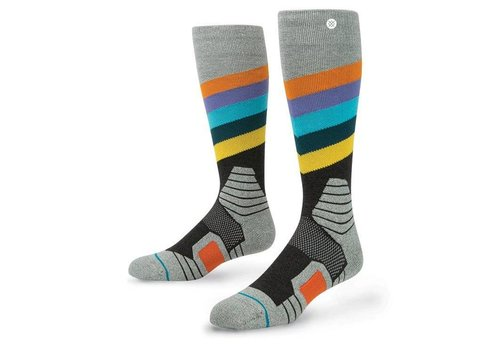 INSTANCE Instance Mens Golden Veins Sock Black - (16/17)