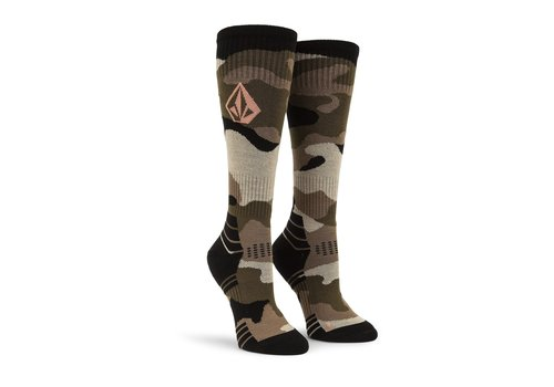 VOLCOM VOLCOM TTT SOCK (19/20) FADED ARMY-FDR