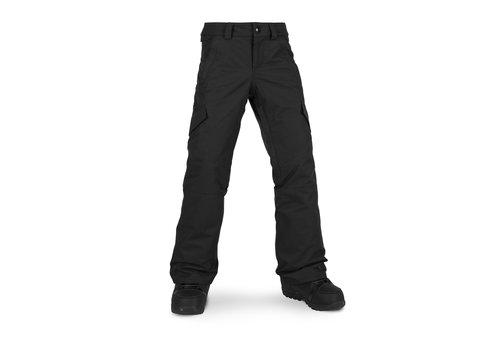 VOLCOM VOLCOM SILVER PINE INS PANT (19/20) BLACK-BLK