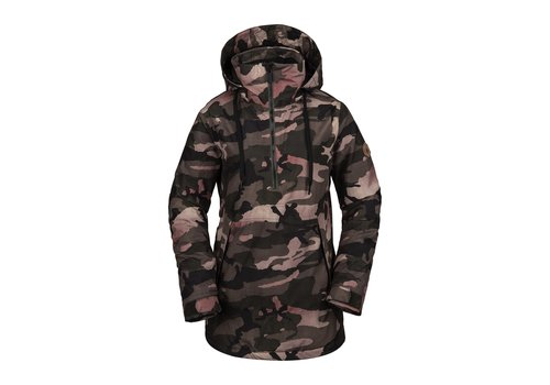 VOLCOM VOLCOM FERN INS GORE P/OVER (19/20) FADED ARMY-FDR