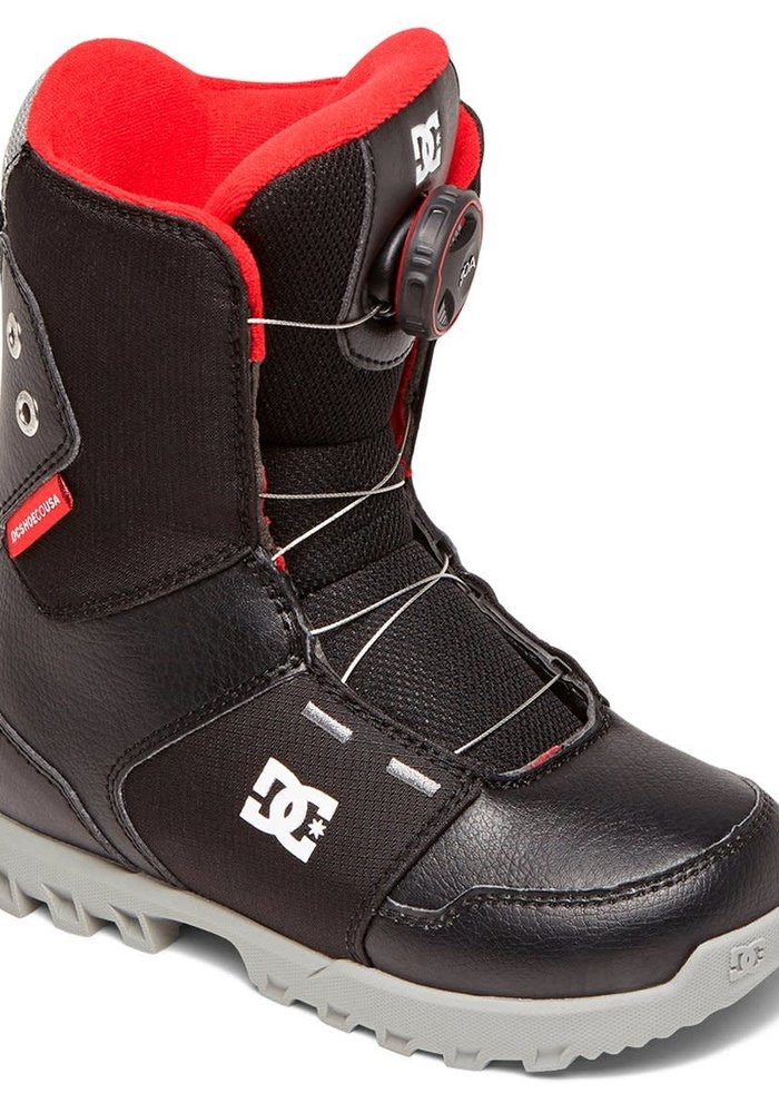 DC YOUTH SCOUT (19/20) BL0-BLACK