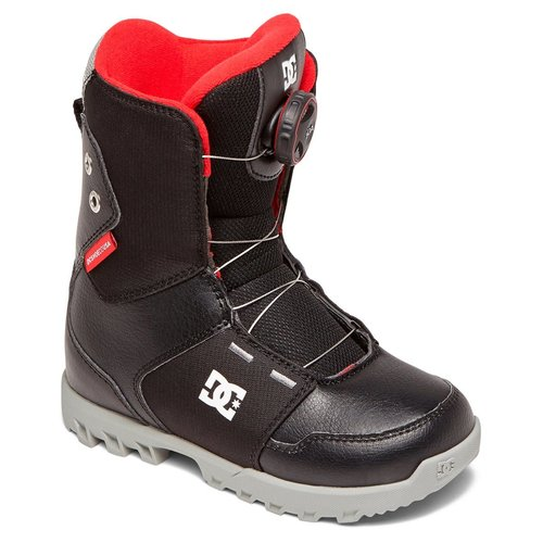 DC DC YOUTH SCOUT (19/20) BL0-BLACK