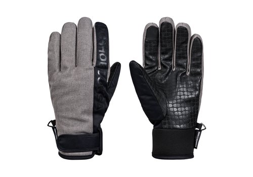 DC DC DEADEYE GLOVE (19/20) DARK GULL GRAY-KPW0