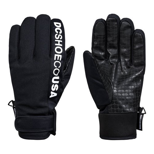 DC DC DEADEYE GLOVE (19/20) BLACK -KVJ0