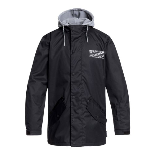 DC DC UNION JKT (19/20) BLACK -KVJ0