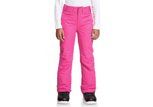 ROXY ROXY BACKYARD GIRL PT (19/20) BEETROOT PINK-MML0