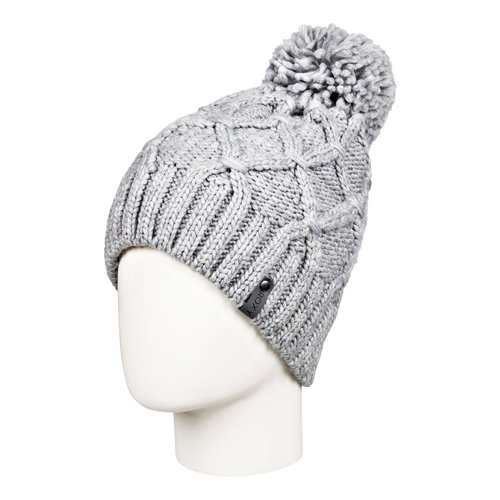ROXY ROXY WINTER BEANIE (19/20) HEATHER GREY-SJEH