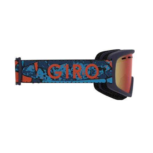 GIRO GIRO REV BLUE ROCK-AMBR SCLT (19/20)