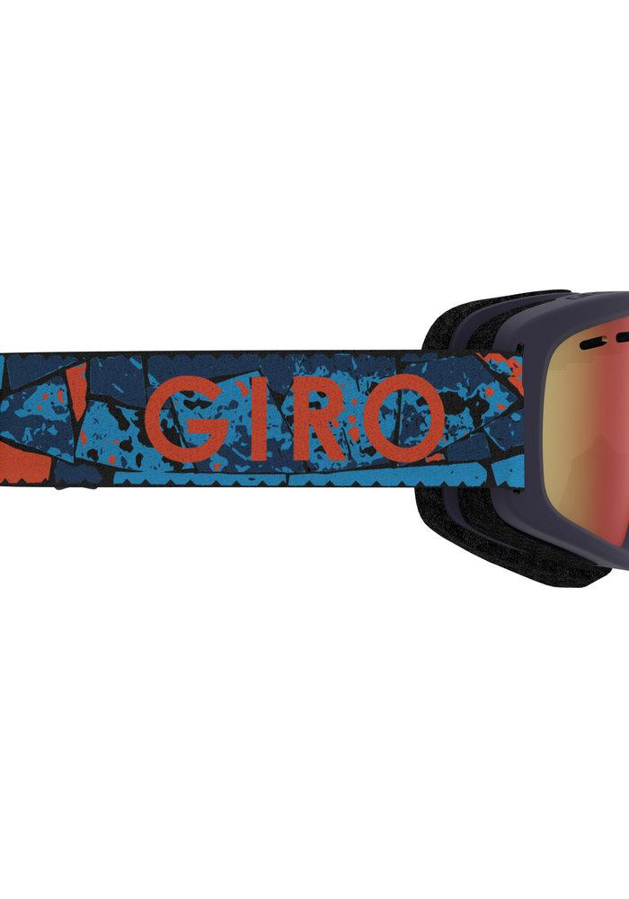 GIRO REV BLUE ROCK-AMBR SCLT (19/20)