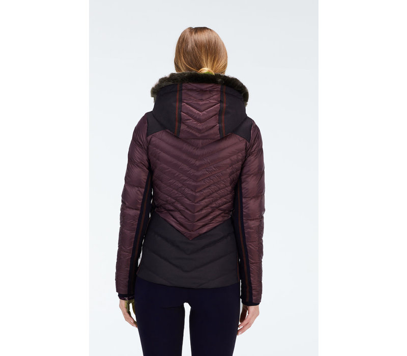 ALP-N-ROCK ALAINA JACKET (19/20) PORT
