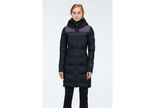 ALP-N-ROCK ALP-N-ROCK ST. MORITZ LONG COAT (19/20) BLACK