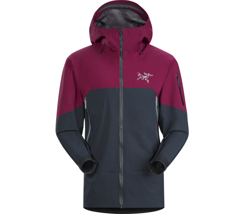 ARCTERYX RUSH JACKET MEN'S (19/20) SPACE CHAOS-2822