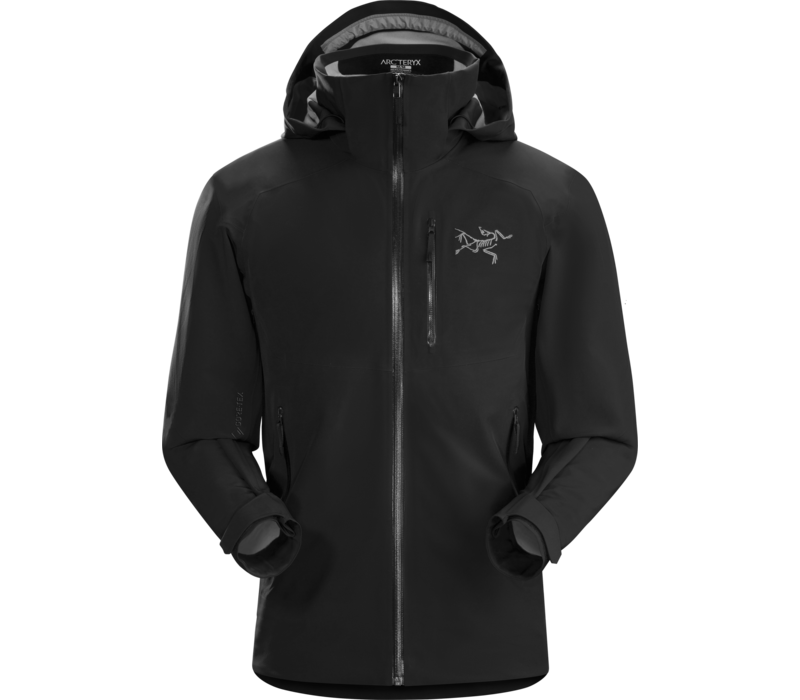 ARCTERYX CASSIAR JACKET MEN'S (19/20) BLACK-BLK