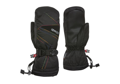 KOMBI KOMBI THE ORIGINAL JR MITT (19/20) 1224 RAINBOW