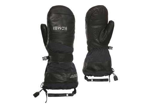 KOMBI KOMBI THE SUMMIT JR MITT (19/20) 100 BLACK