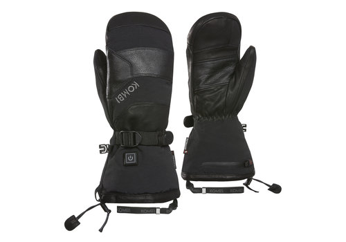 KOMBI KOMBI THE WARM-UP ADULT MITT (19/20) 100 BLACK