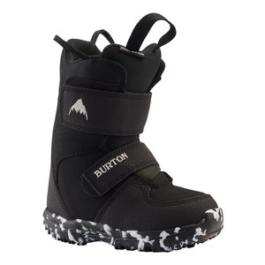 BURTON Burton Toddlers' Mini Grom Boot (20/21) Black-001