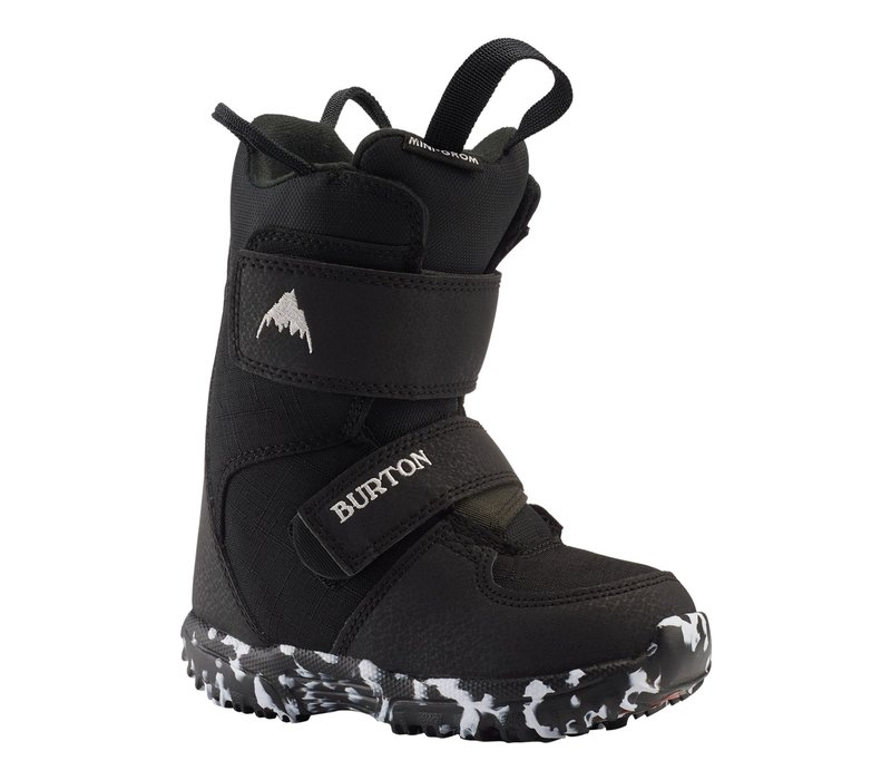 BURTON MINI GROM (19/20) BLACK-001