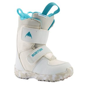 BURTON Burton Toddlers' Mini Grom Boot (20/21) White-100