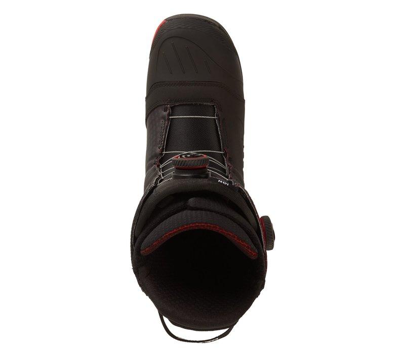 BURTON ION BOA® (19/20) BLACK/RED-027