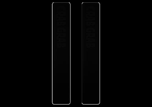 CRAB GRAB CRAB GRAB GRAB RAILS  (19/20) BLACK