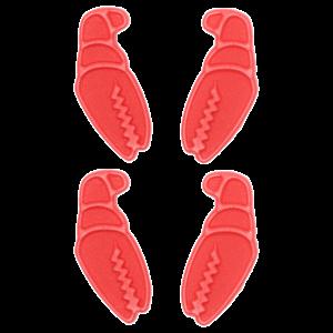 Crab Grab Crab Grab Mini Claws (20/21) Red-Red OS