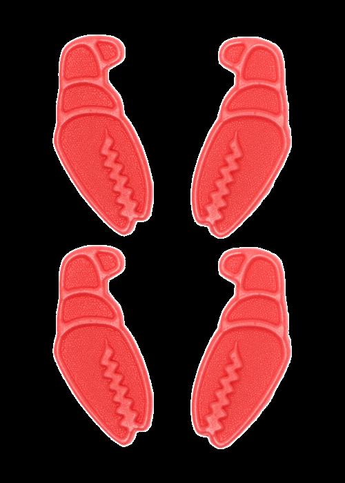 CRAB GRAB CRAB GRAB MINI CLAWS  (19/20) RED